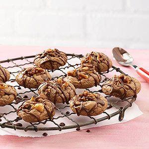 Chocolate Cookie Treats