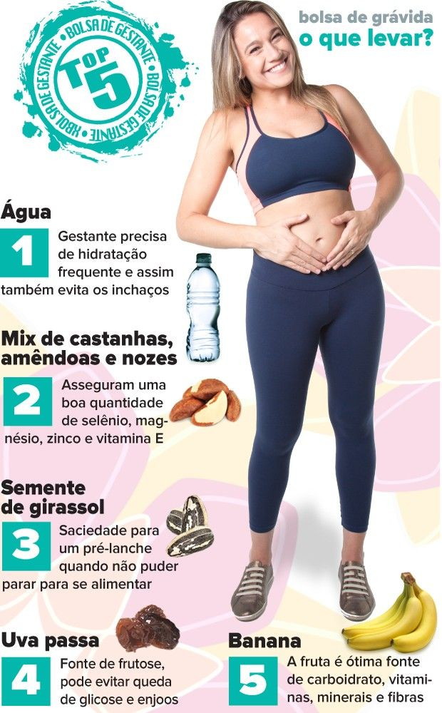 5+: os alimentos práticos que não podem faltar na bolsa da Fernanda