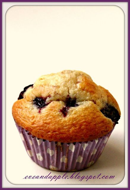 Kókuszos meggyes muffin