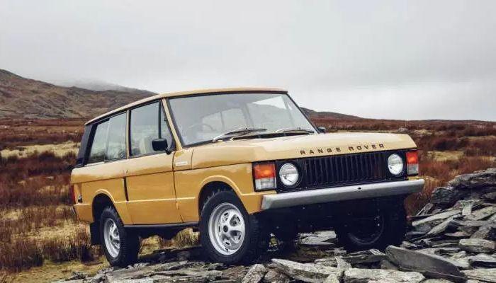 O projeto da Land Rover vai relançar 10 modelos originais dos anos 1970 com características típicas da década.  continue lendo em Range Rover original será relançado em edição limitada  e quem comprar vai acompanhar todo o processo.