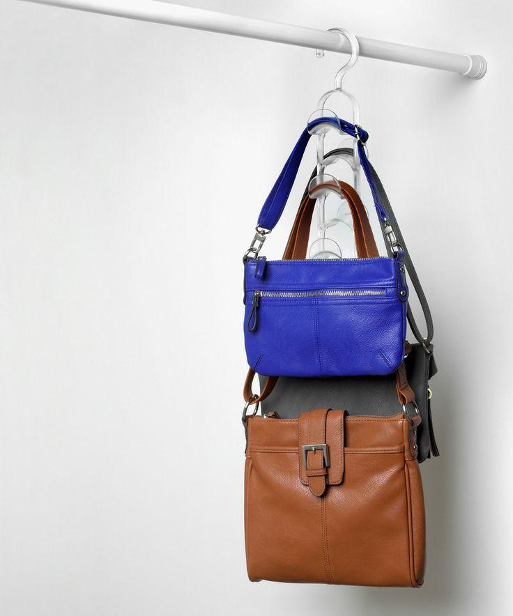 Look at this #zulilyfind! Virgo Closet Purse Organizer Hook by Spectrum Diversified Designs, Inc. #zulilyfinds