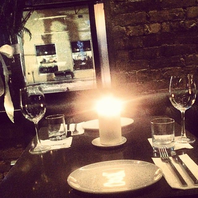 We have a table ready for you! - Church Aperitivo Bar #toronto #food #italian #queenwest
