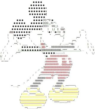 DIY ASCII Art!! Learn how to make these the easy way!