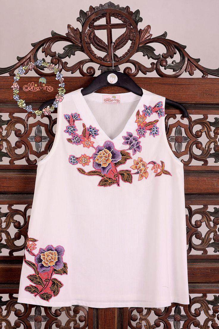 batik Top | DhieVine | Redefine You
