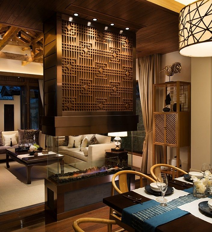 Best interior design asian restaurant bar images on