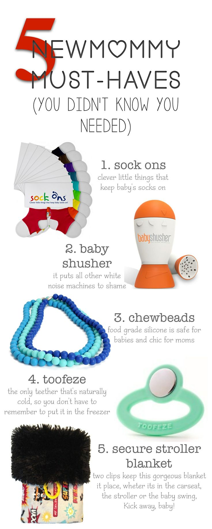 11 best products we love images on pinterest babies baby baby and 5 items every new mom doesnt know she needs click here to learn ccuart Images