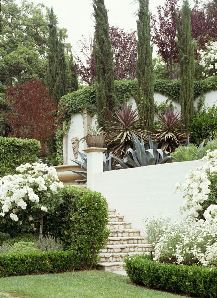 1491 best Landscape Design Ideas & Inspiration images on Pinterest Dry Garden Design With Urns on garden with sculptures, garden with arches, garden with birdbath, garden with pots, garden with potted plants,