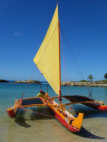 36 Best Images About Outrigger Canoes On Pinterest