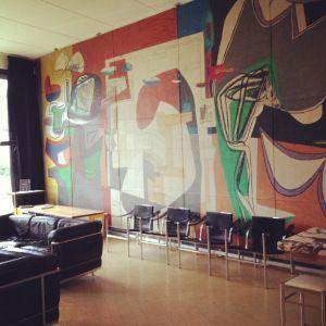 Fondation Suisse, Le Corbusier, Cité Universitaire, Paris