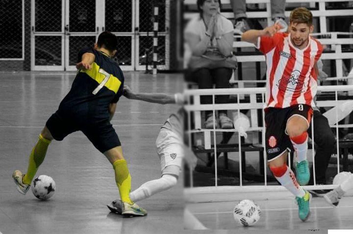 """ARGENTINA 🇦🇷️   #FutsalDay 👉 Vale por un puesto en la final!! Boca Juniors Futsal 🆚 Barracas Central  #Playoff 👉 Hoy se podría decidir el primer finalista de la liga argentina, de momento los """"xeneizes"""" que recuperan a Lucho González parten con ventaja, pero...los de Barracas ya demostraron en la anterior eliminatoria que pueden superar ese obstáculo y además cuentan con Ángel Claudino 🤔  📺 Hoy lo veremos.....👏👏  #ProneoSports #ProneoFutsal #ProneoPlayers #Proneosportsaroundtheworld…"""