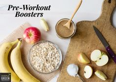 When you workout, your body needs energy (and motivation!) to get started. These pre-workout boosters for your #Smoothies help give your body what it needs to MOVE! #SmoothieSwag