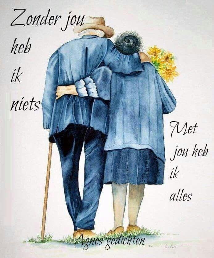 Zonder jou heb ik niets .....