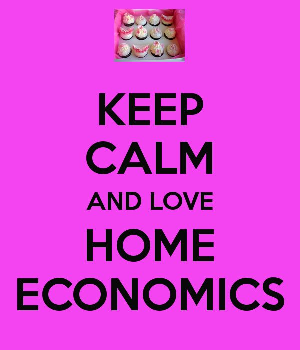 Home economics projects topics