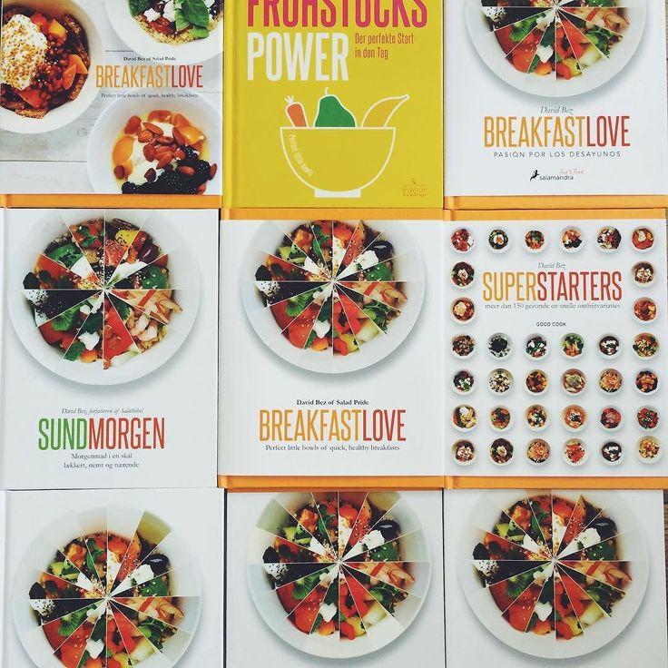 My second book BreakfastLove in English American German Italian Spanish Dutch Polish Portuguese and Danish from February on Sale. #instabreakfast #breakfast #fruitsalad #healthybreakfast #breakfastlove  #vegetarian #salad #happydesksalad  #nutrition #nutritionist #notsdadesklunch  #healthyfood #saladpride #saladlove  #healthyfoods #healthylunch #instahealth #healthychoices #vegan #veganfood #veganshare #realfood #wholefood #eatyourgreens #ilovebreakfast  #plantbaseddiet #healthyisawayoflife…