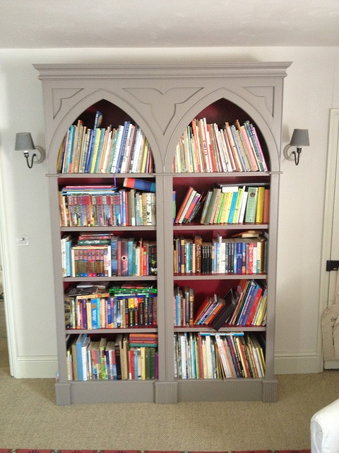 19 Best Arched Bookcases Images On Pinterest Little Green
