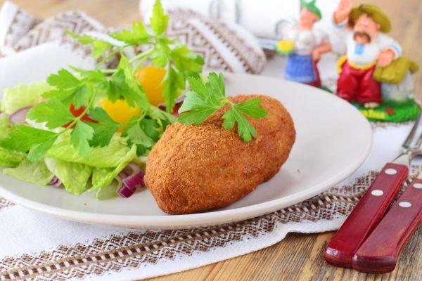 Рецепт котлет по-киевски из куриного фарша
