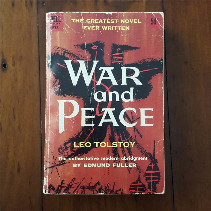 War and Peace - Leo Tolstoy (Abridged)