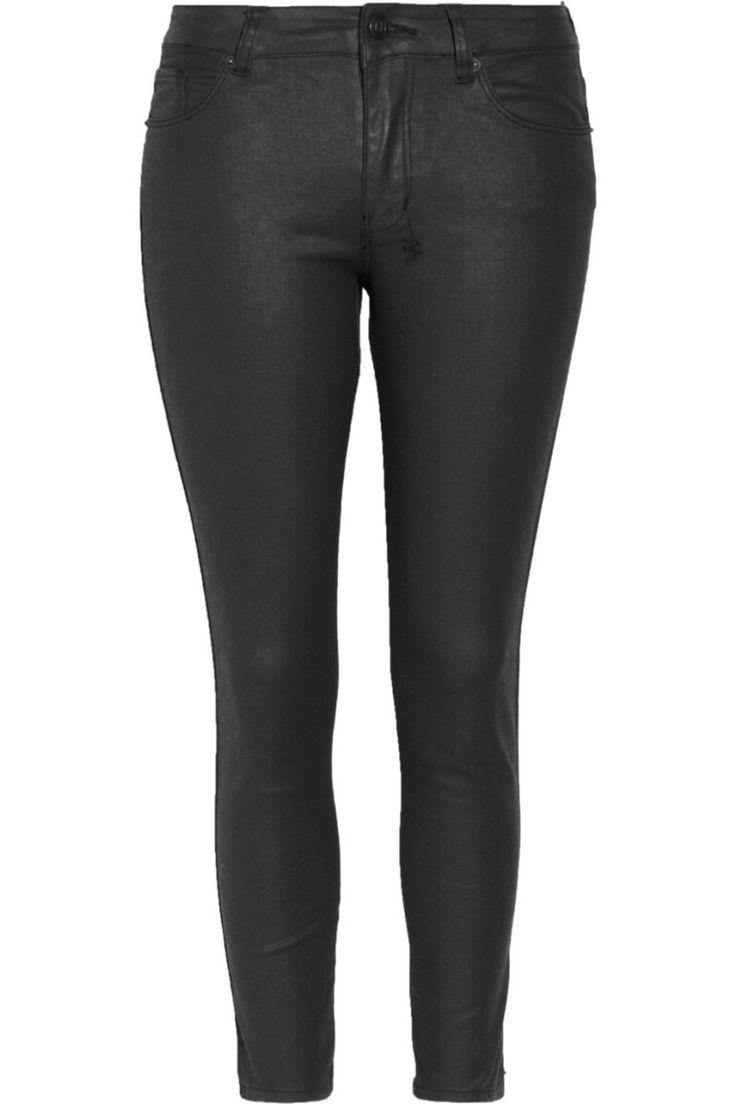 Sexy Black Skinny Jeans