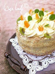 Anya főztje: Oroszkrém torta