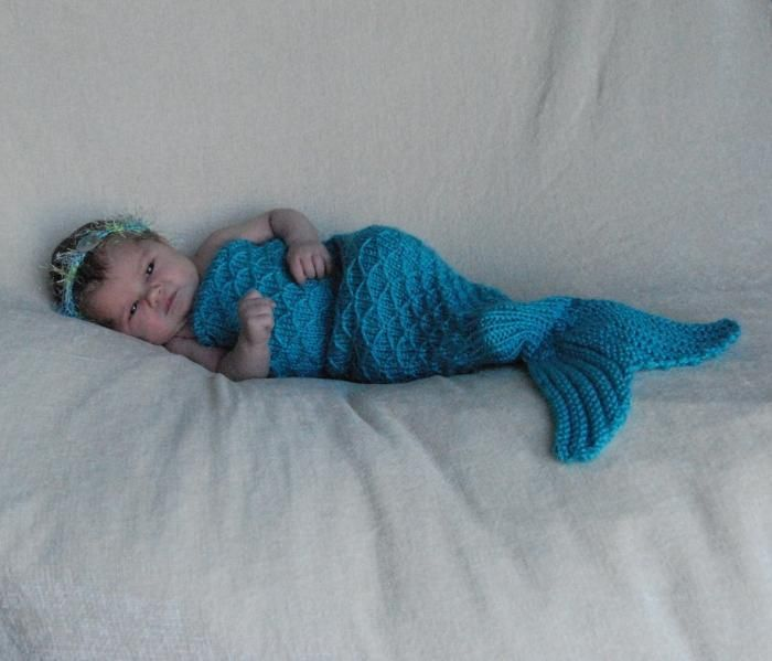 Mermaid Baby Bunting Crochet Pattern Legite For Impressive Free Crochet Pattern For Baby Mermaid Cocoon