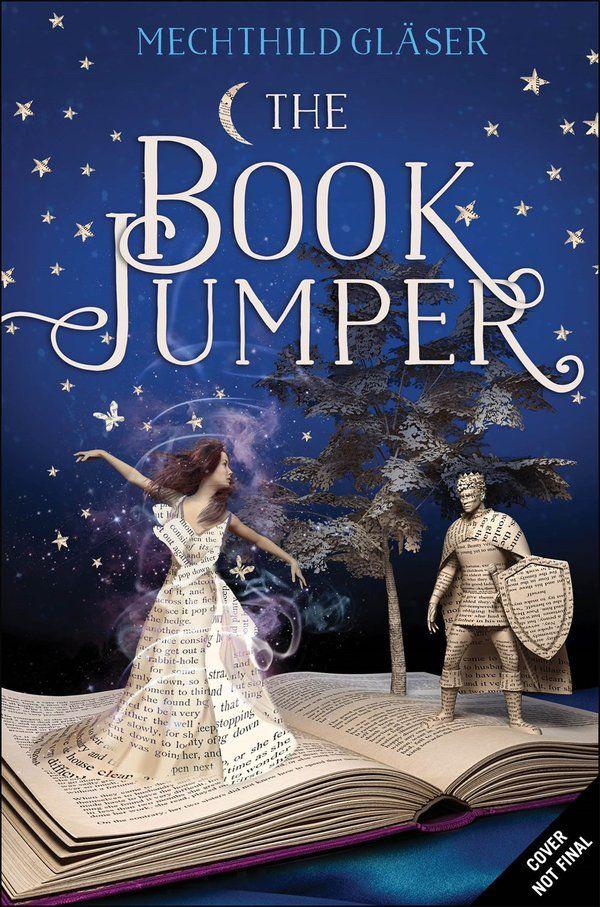 #CoverReveal: The Book Jumper - Mechthild Glaser