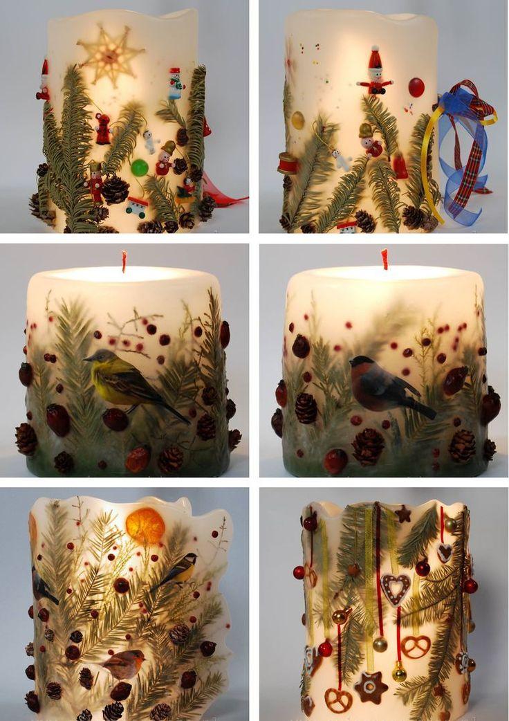 Завораживающие миры Aneta Szuniewicz, или Искусство создания парафиновых свечей - Ярмарка Мастеров - ручная работа, handmade