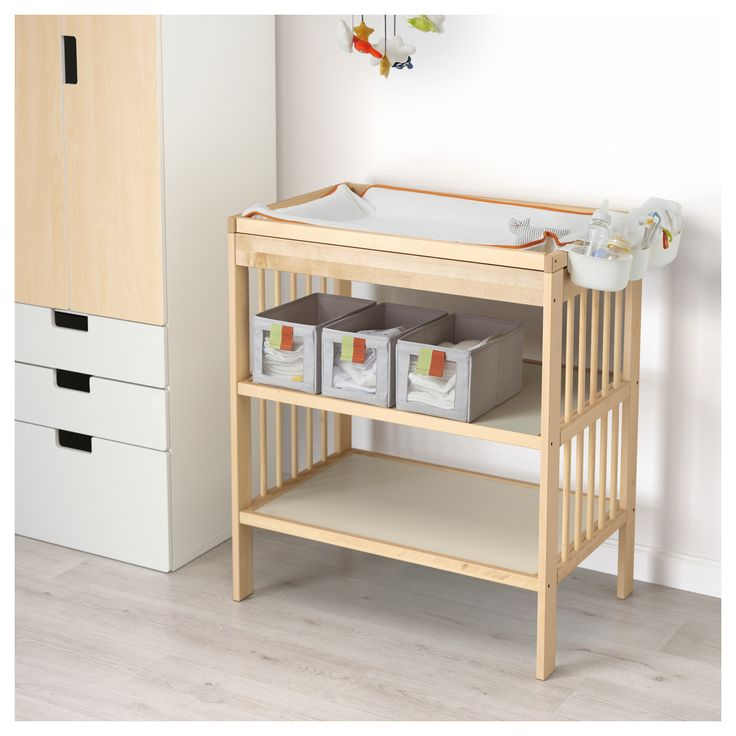 best 25 ikea changing table ideas on pinterest organizing baby stuff changing table. Black Bedroom Furniture Sets. Home Design Ideas
