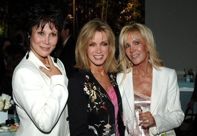 Donna Mills, Joan Van Ark and Michele Lee at event of Knots Landing Reunion: Together Again
