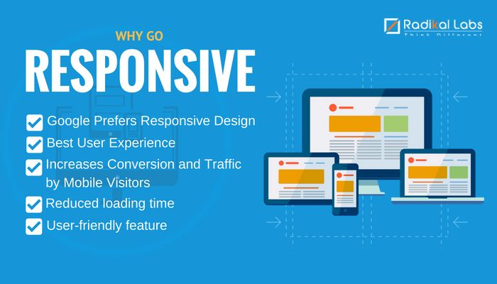 Adopting a responsive web design is a smarter approach than compartmentalizing website content into disparate, device-specific experiences. Contact us at bit.ly/2aZvJ43 for any website related assistance.