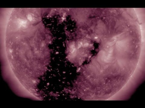 Coronal Hole Faces Earth, Flood, Storm Alert | S0 News Jan.2.2017 - Suspicious0bservers  | Stillness in the Storm