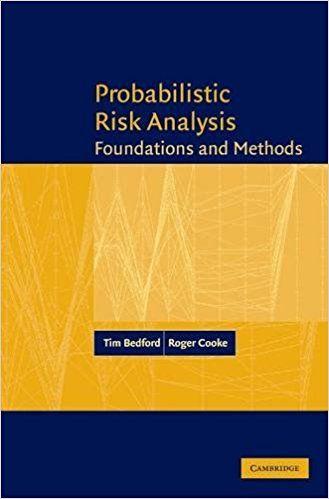 Resultado de imagen de probabilistic risk analysis bedford