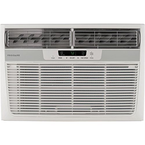 With #Frigidaire's #FFRH0822R1 8,000 BTU 115V Compact Slide-Out Chassis Air Conditioner/Heat Pump you have an easier window installation option. First, install th...