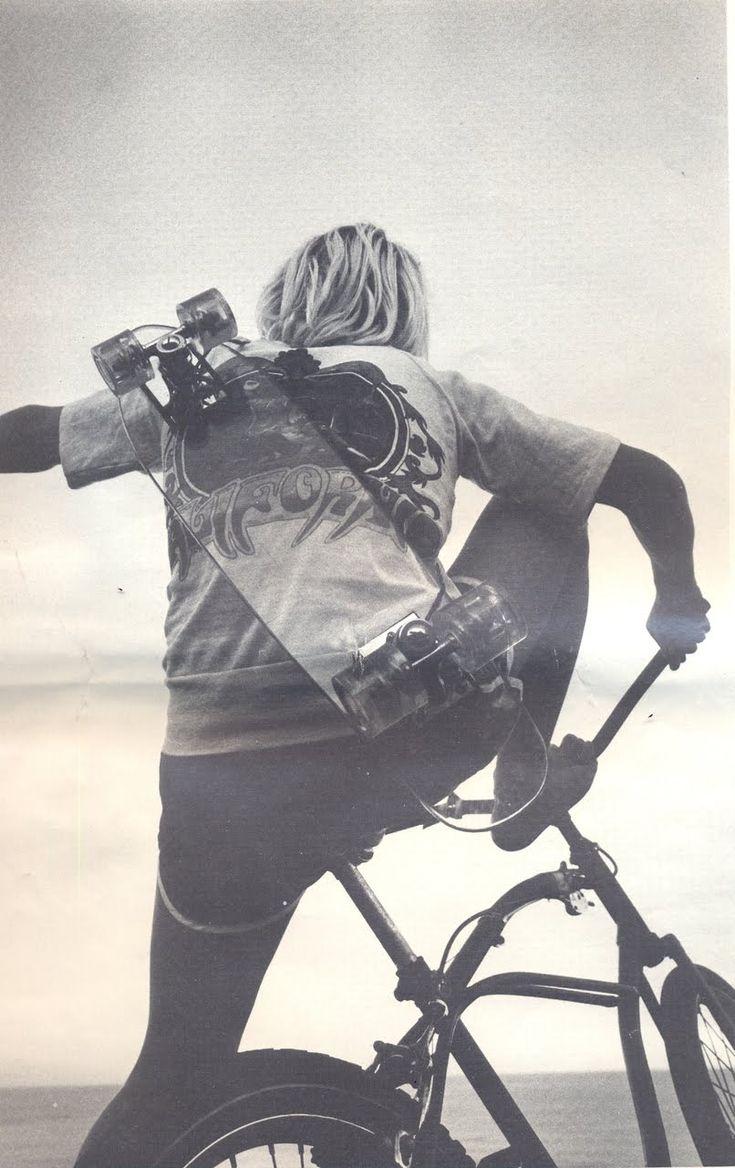 dog town | skater | push bike | old school | beach cruiser | cruisin | surf check