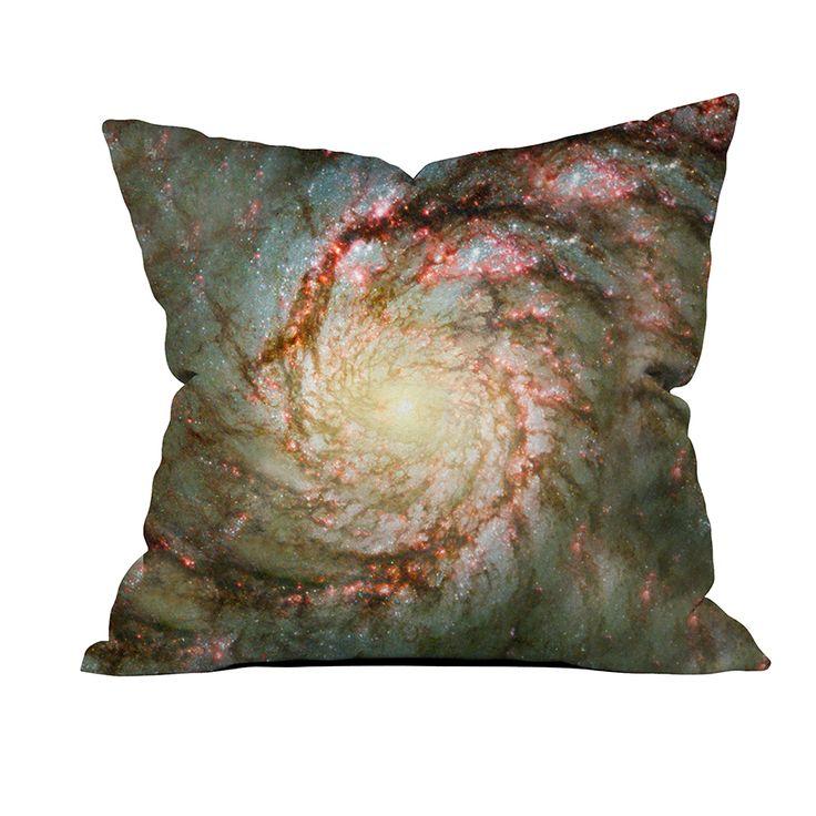 Spiral Galaksinin Kolları Kırlent - Kırlentler - Cipcici