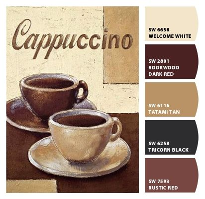 Cappuccino Hues Paint Colors From Chip It By Sherwin