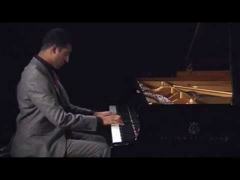 Cyrill Ibrahim plays Sarabande from Partita No.2 by J.S. Bach (Excerpt from a live recording)
