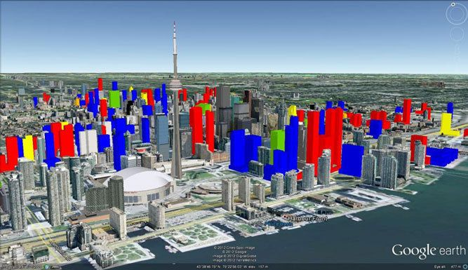 What #Toronto's skyline will look like in 2020 | CanadianBusiness.com