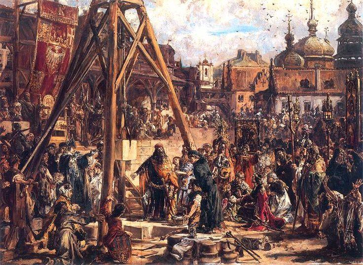 Powtórne zajęcie Rusi - Bogactwo i oświata