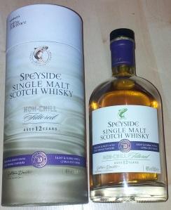 Speyside Single Malt Scotch Whisky (Sainsburys Taste the Difference)