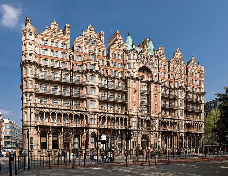 Hotel Rus London A Grand Old