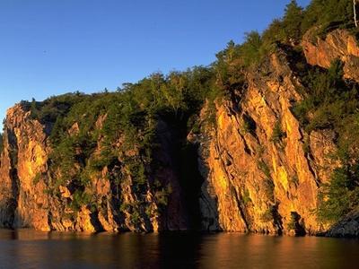 Bon Echo Provincial Park Ontario