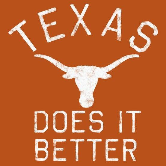Texas Longhorns | Frank Ozmun Graphic Design