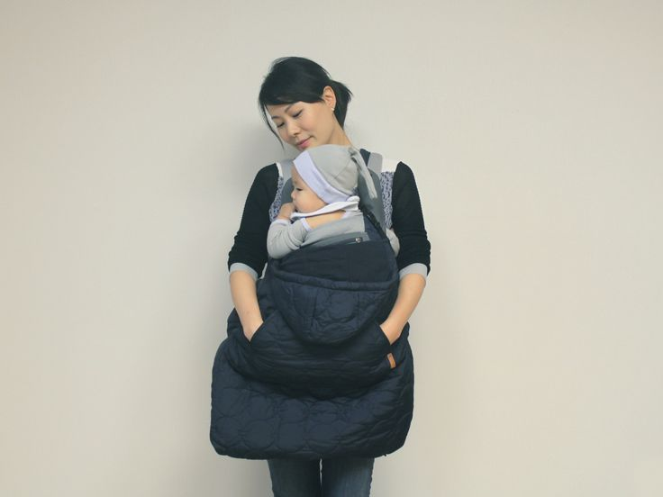 Don't let the cold weather stop you and your baby from being outdoors.  This baby carrier cover will keep your baby warm and comfortable in the cold months.  This carrier will fit any brand and type of shoulder strap carrier.  New born baby to 18 months.