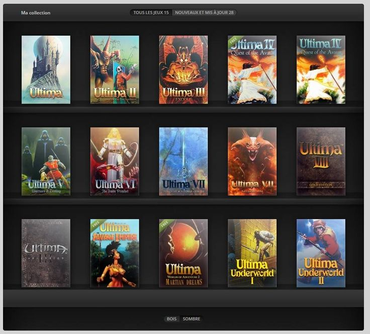 #GOG are breaking apart some of their game bundles, and improving the cover art for unbundled games. Naturally, this includes their collection of #Ultima titles.  http://ultimacodex.com/2015/03/gog-is-unbundling-the-ultima-series-games-among-others/