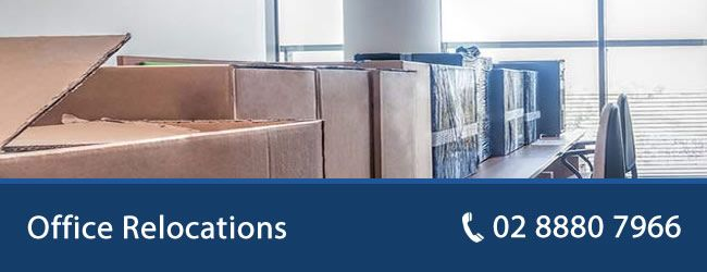 Commercial Office Removalists in Sydney