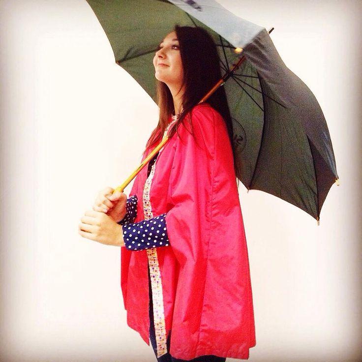 Capa impermeable para los días de lluvia