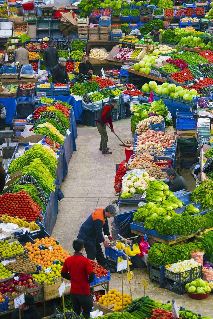 Women Bazaar Konya Turkey