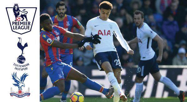 Tottenham Hotspur Vs Crystal Palace Tottenham Hotspur Live Football Match English Premier League