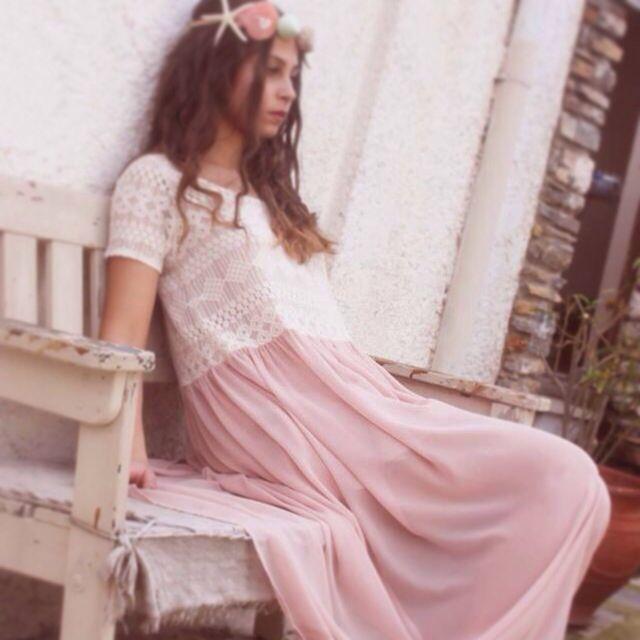 Our love for that summer!  Santorini dress!