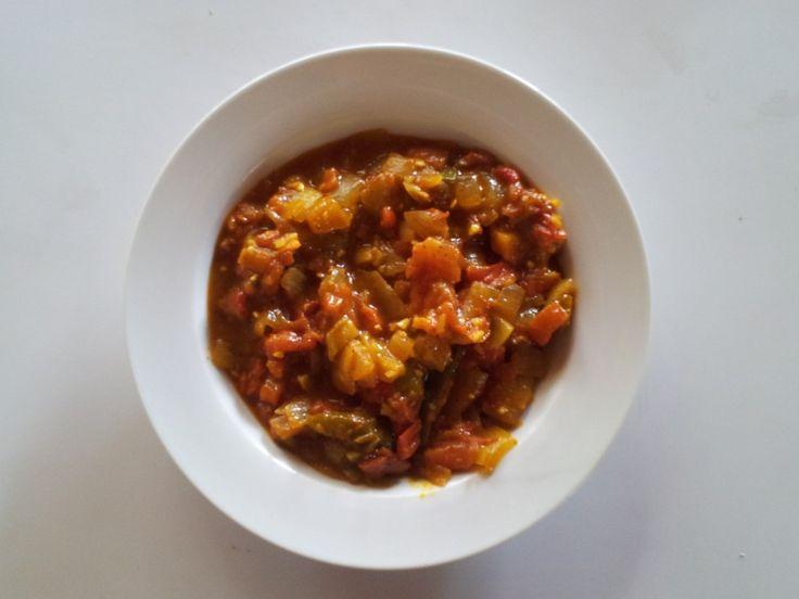 Chakalaka {Traditional Zimbabwe Recipe}